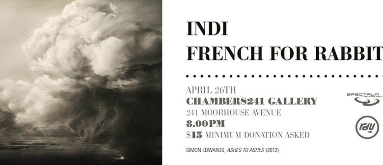 Session Twelve - Indi & French for Rabbits