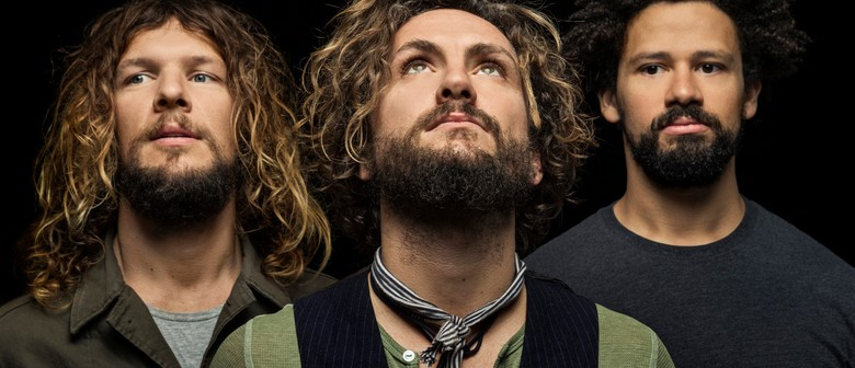 John Butler Trio with Tom Rodwell