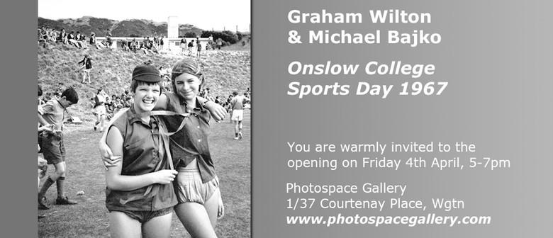 Onslow College Sports Day 1967, photos by G Wilton & M Bajko
