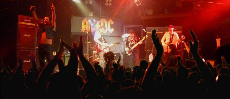 Riff Raff - AC/DC Tribute Show.