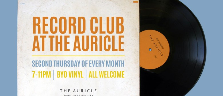 Auricle Record Club #3