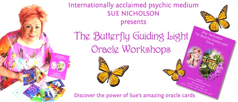 Sue Nicholson Butterfly Oracle Workshop - Level 1