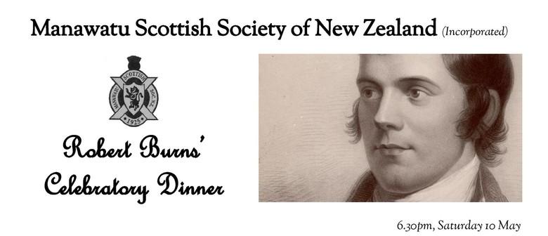 Robert Burns' Celebratory Dinner