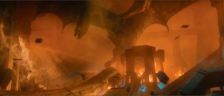 Book Launch: Smaug - Unleashing the Dragon