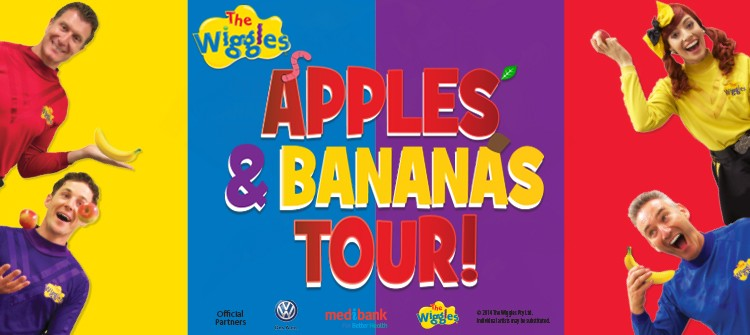The Wiggles Nz Tour