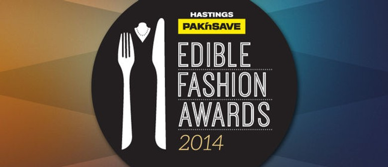 Hastings Pak'nSave Edible Fashion Awards