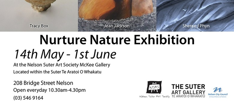 Nelson Suter Art Society: Nuture Nature