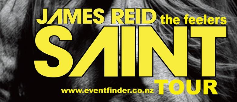 James Reid Saint Tour 2014