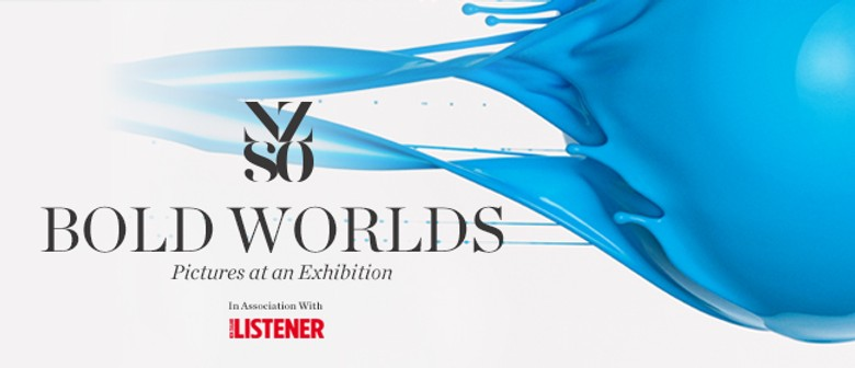NZSO 2014: Bold Worlds - Pictures at an Exhibition