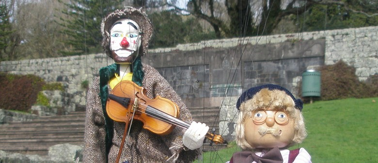 Puppets in the Park