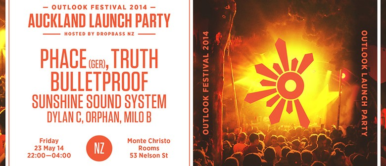 Outlook Festival Launch Party Featuring Phace & Truth