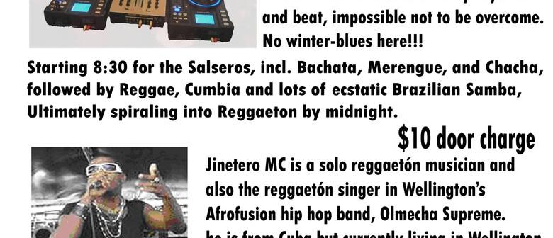 Cuban Dance Party DJ Uli And Jinetero MC