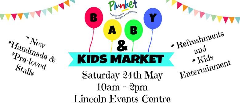 Lincoln Plunket - Baby & Kids Market
