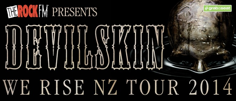 Devilskin We Rise NZ Tour