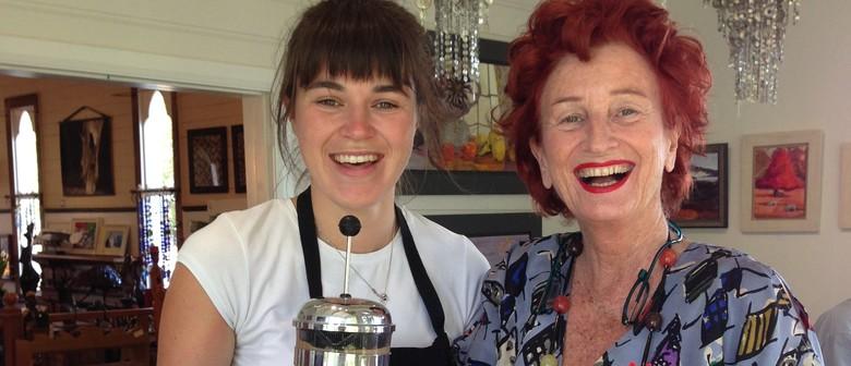 Peta Mathias Gastronomic Tour of New Zealand