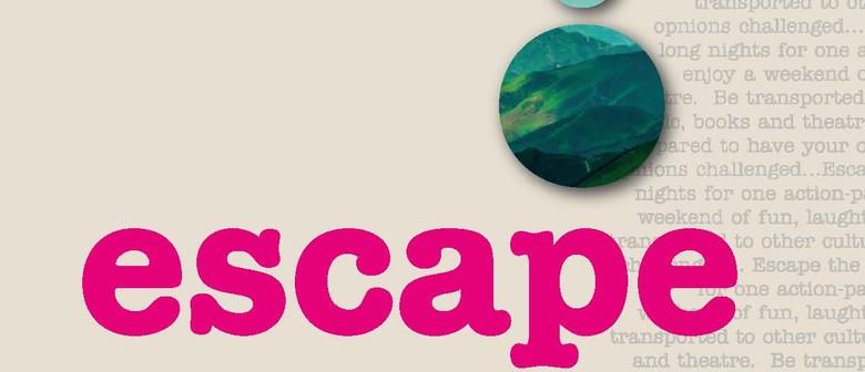 Escape! Tauranga Readers & Writers Festival