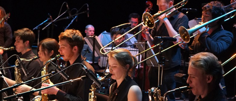 NZSM Big Band with Rodger Fox - Lunchtime Concert