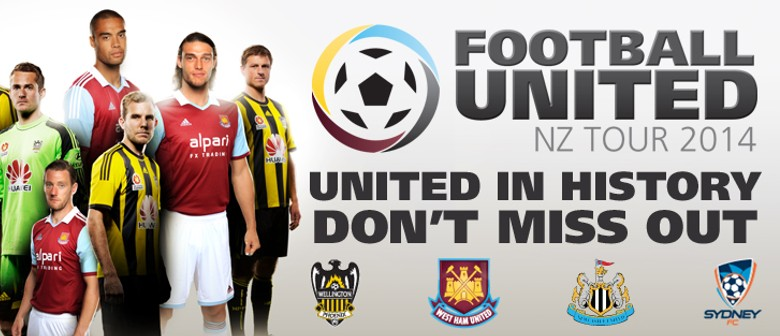 Football United Tour 2014 - Dunedin