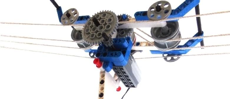 Lego Advanced Machines & Introductory Robotics