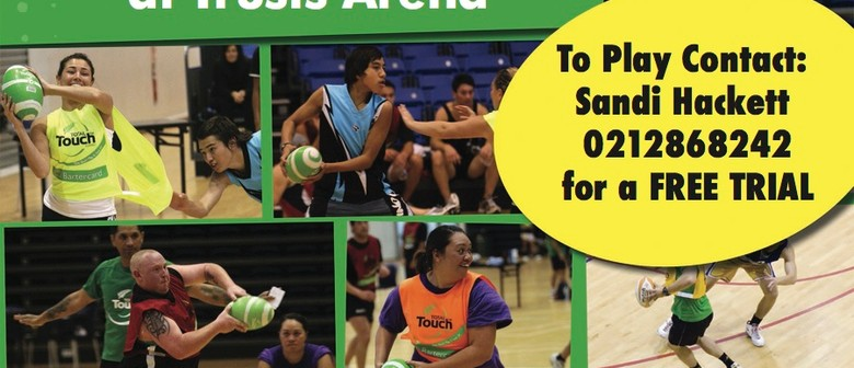 Turbo Touch at Trusts Arena