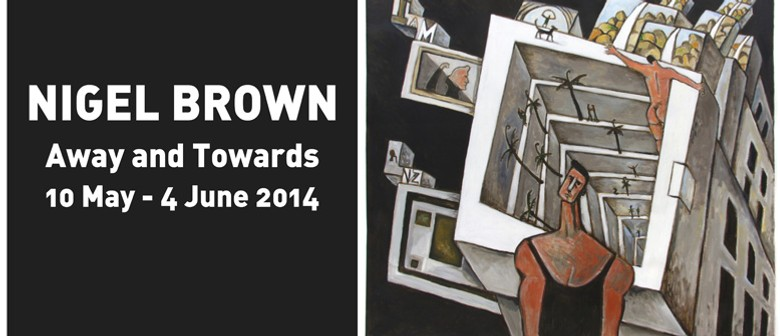 Nigel Brown: Away and Towards (2014)