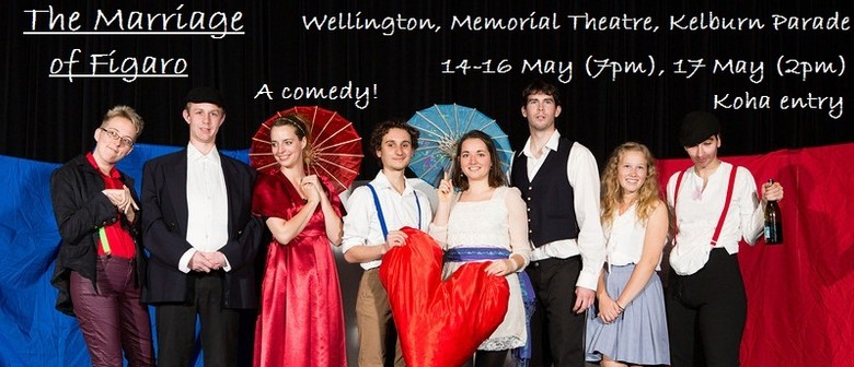 The Marriage of Figaro - A Comedy!