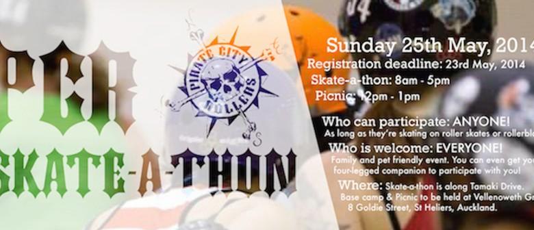 2014 Skate-a-thon Fundraiser