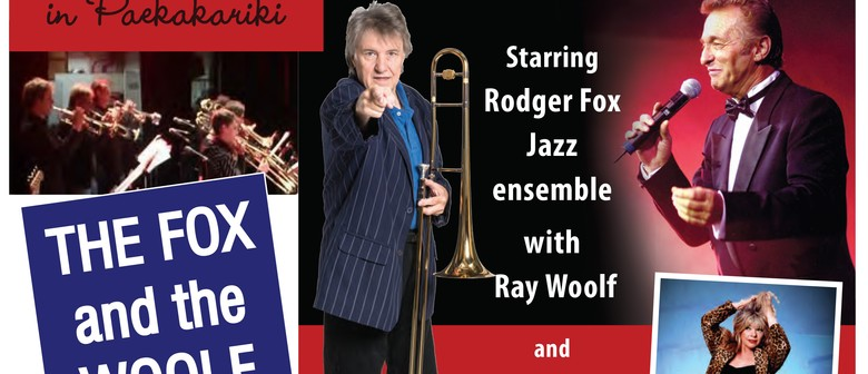 Rodger Fox Jazz Band with Ray Woolf - Mulled Wine Concert