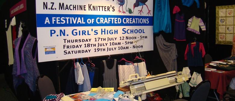 NZ Machine Knitters Festival
