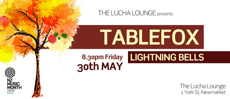 Tablefox & Lightning Bells