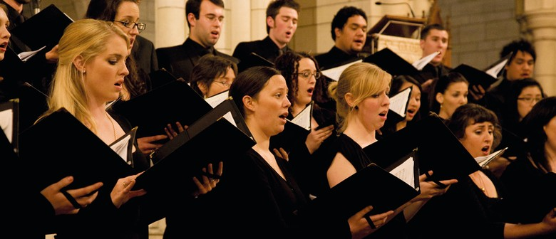 The University of Auckland Chamber Choir: ACCelerate Recital