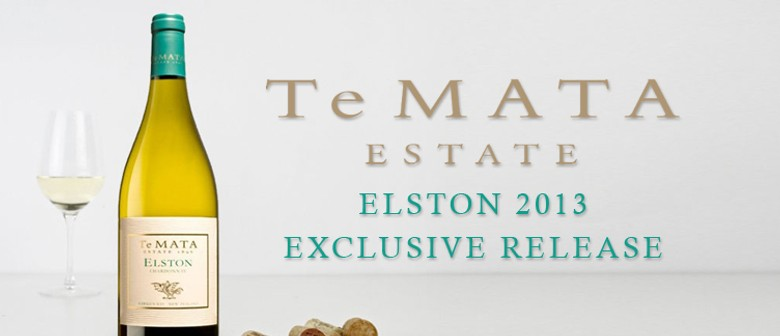 Te Mata Elston 2013 Exclusive Release