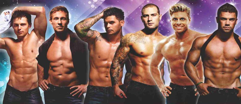 Sydney Hotshots Male Revue Show