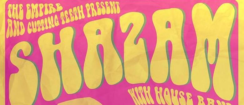Shazam Band Night
