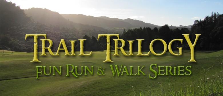 Trail Trilogy - Event 2 Waihi to Paeroa 21.6km/6.5km
