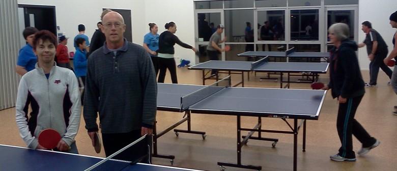 Mount Social Table Tennis
