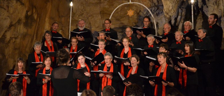 Waitomo Caves Choir Winter Concerts