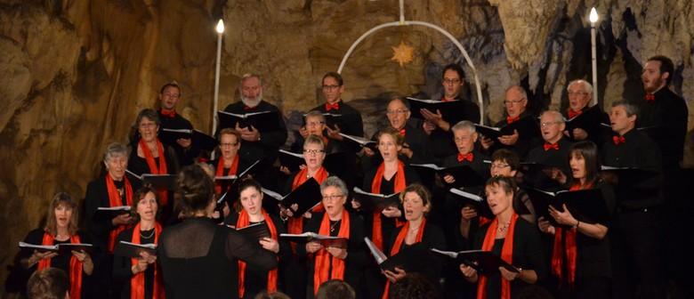 Waitomo Caves Choir Winter Concert