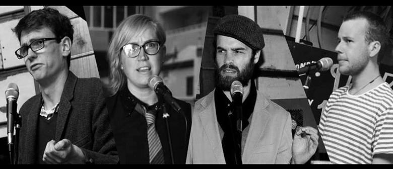 Wellington Pub Poets' Society