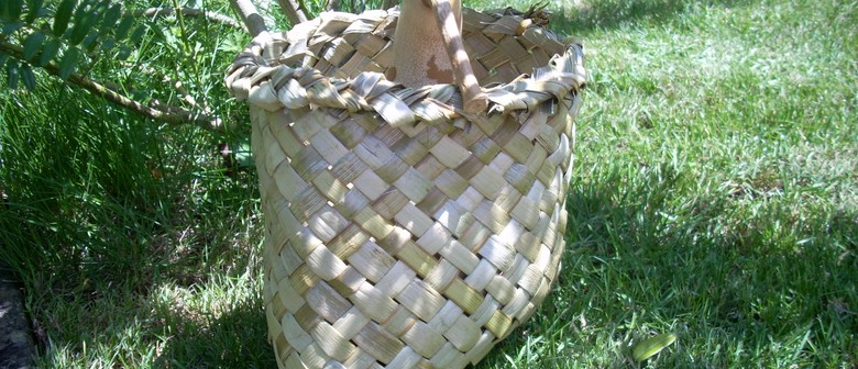 Contemporary Flax Weaving