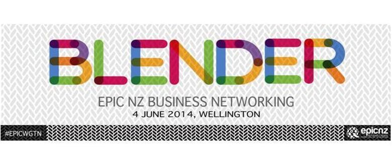 EPIC NZ Blender Wellington 2014
