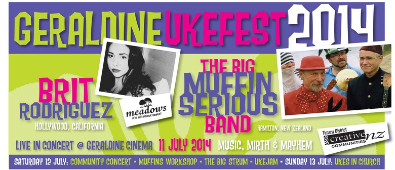 Big Muffin Serious Band - Jabberwocky Goes To Town
