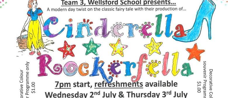 Wellsford School - Cinderella Rockerfella Production