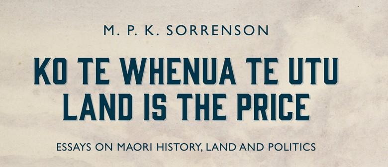 Celebrate the work of Professor Emeritus M.P.K Sorrenson