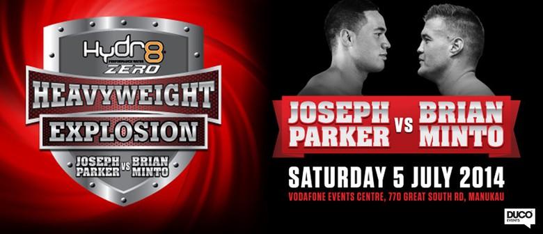 Joseph Parker vs Brian Minto