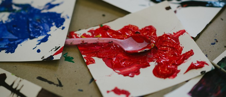 Portraits Come to Life: Art Making for 6-8 Year Olds
