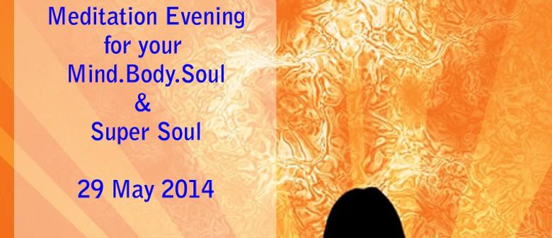 Meditation - Initiation & Activation Evening