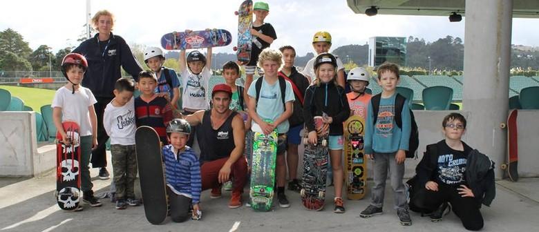 July School Holiday Skateboard Programme