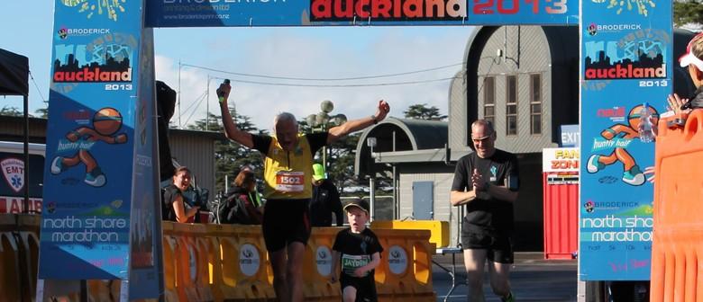 Run Auckland Half Marathon