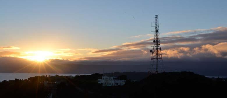 Dawn Viewing From Tangi Te Keo